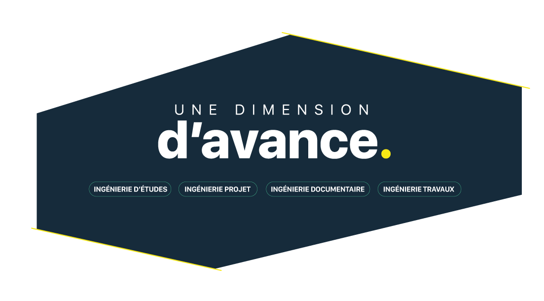 une dimension d'avance
